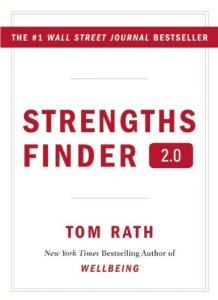 Cover of the book, Strengths Finder 2.0