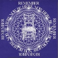 Cover of 1971 book Be Here Now by Ram Dass