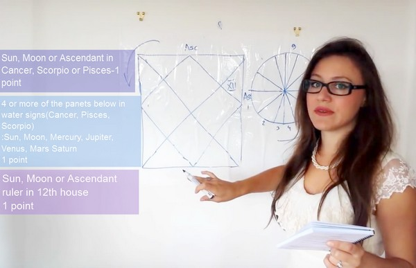 HSP astrology video